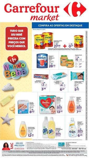 Carrefour Market catálogo promocional (válido de 10 até 17 23-10)