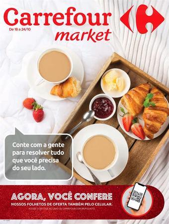 Carrefour Market catálogo promocional (válido de 10 até 17 24-10)