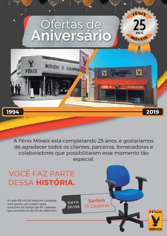 Fênix Móveis catálogo promocional (válido de 10 até 17 31-10)