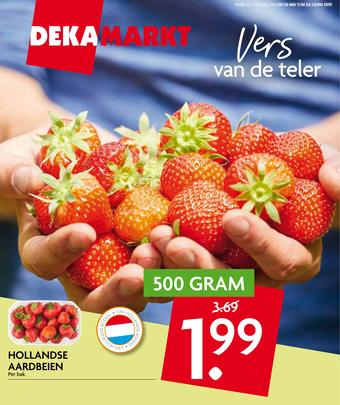 Dekamarkt reclame folder (geldig t/m 01-06)