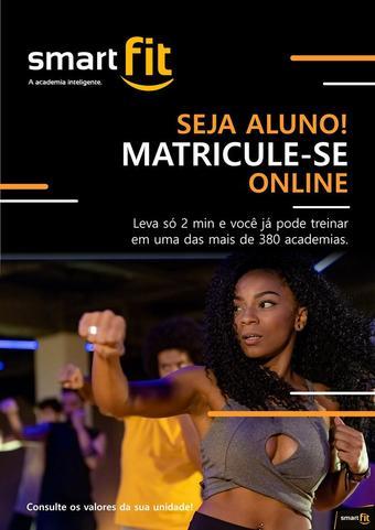 Smart Fit catálogo promocional (válido de 10 até 17 30-11)