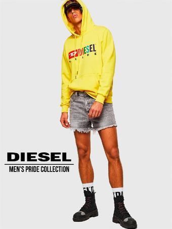 Diesel reclame folder (geldig t/m 28-08)