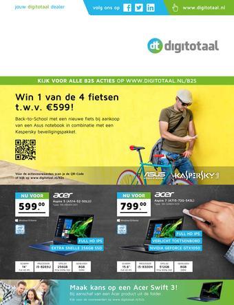 Digitotaal reclame folder (geldig t/m 25-08)