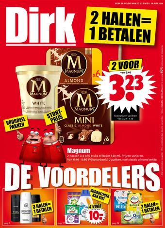 Dirk reclame folder (geldig t/m 29-06)
