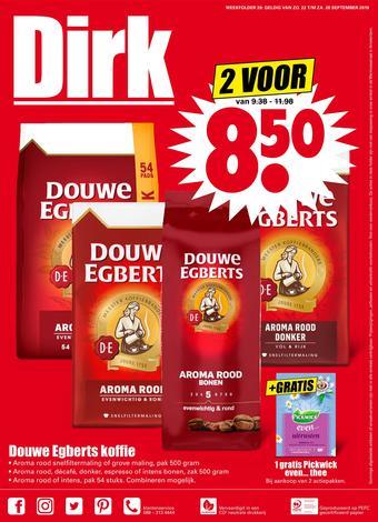 Dirk reclame folder (geldig t/m 28-09)