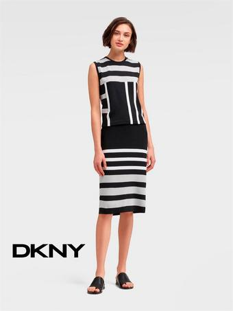 DKNY reclame folder (geldig t/m 10-09)