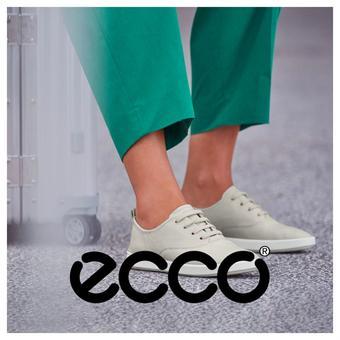ECCO reclame folder (geldig t/m 22-07)