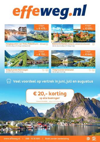 Effeweg reclame folder (geldig t/m 07-07)