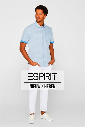 Esprit reclame folder (geldig t/m 17-10)
