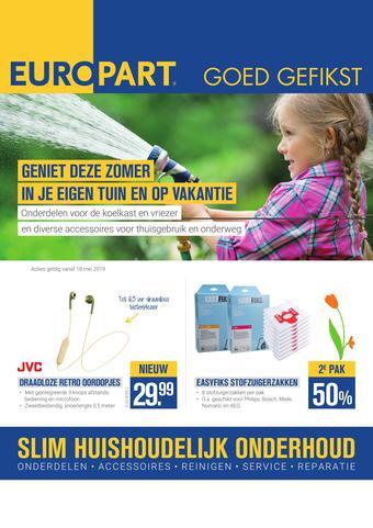 Europart reclame folder (geldig t/m 30-06)