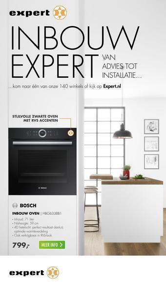 Expert reclame folder (geldig t/m 27-10)