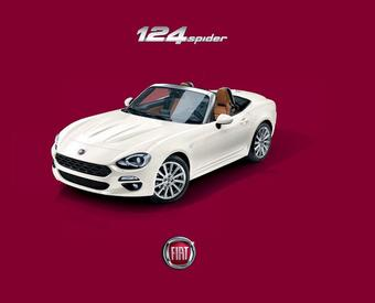 Fiat reclame folder (geldig t/m 30-01)