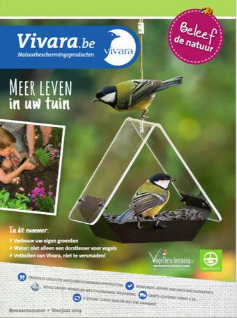 Vivara reclame folder (geldig t/m 30-06)