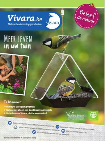 Vivara reclame folder (geldig t/m 31-12)