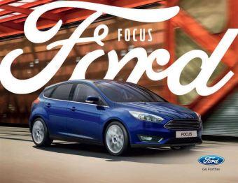 Ford reclame folder (geldig t/m 08-06)