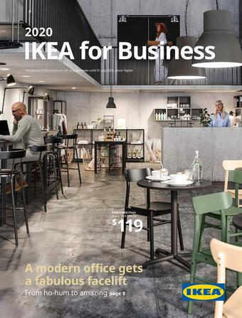 IKEA catalogue (valid until 31-07)