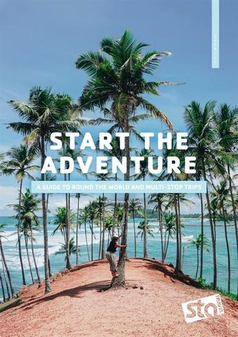 STA Travel catalogue (valid until 28-02)