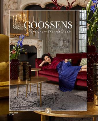 Goossens reclame folder (geldig t/m 05-04)