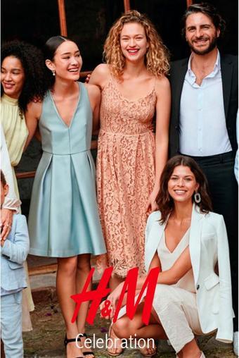 H&M reclame folder (geldig t/m 03-06)