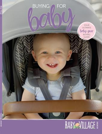 Baby Village catalogue (valid until 31-08)