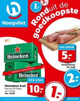 Hoogvliet reclame folder (geldig t/m 28-05)