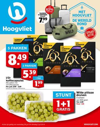 Hoogvliet reclame folder (geldig t/m 02-07)