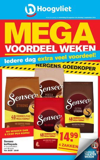Hoogvliet reclame folder (geldig t/m 03-09)