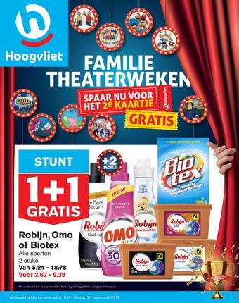Hoogvliet reclame folder (geldig t/m 24-09)