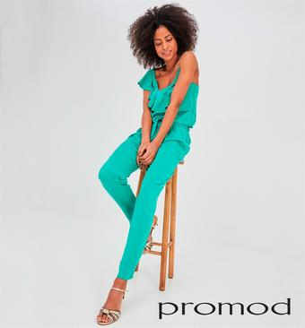 Promod reclame folder (geldig t/m 21-06)