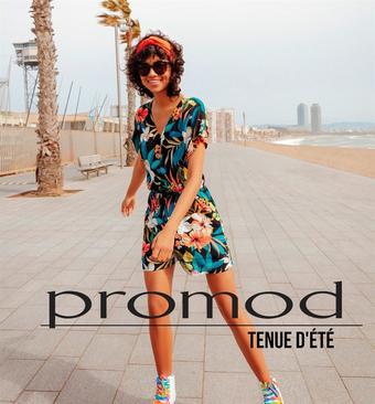 Promod reclame folder (geldig t/m 22-08)