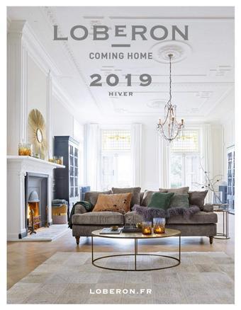 Loberon catalogue publicitaire (valable jusqu'au 29-02)