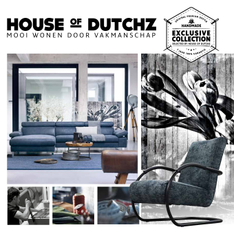 House of Dutchz reclame folder (geldig t/m 31-08)