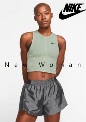 Nike reclame folder (geldig t/m 07-10)