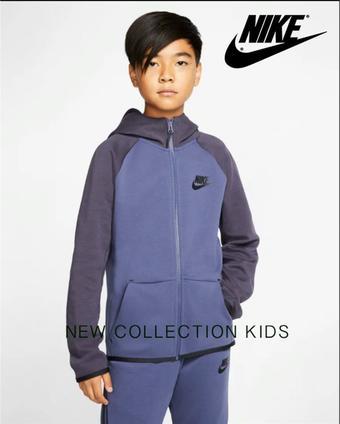 Nike reclame folder (geldig t/m 20-11)