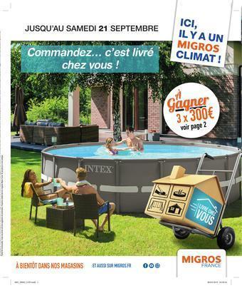Migros catalogue publicitaire (valable jusqu'au 03-06)