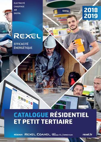 Rexel catalogue publicitaire (valable jusqu'au 30-06)