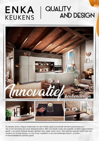 Enka Keukens reclame folder (geldig t/m 31-07)