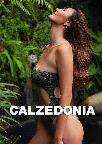 Calzedonia reclame folder (geldig t/m 31-08)