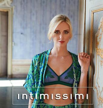 Intimissimi reclame folder (geldig t/m 03-09)