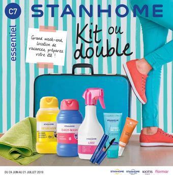 Stanhome catalogue publicitaire (valable jusqu'au 21-07)