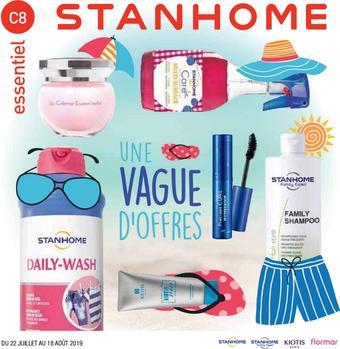 Stanhome catalogue publicitaire (valable jusqu'au 18-08)