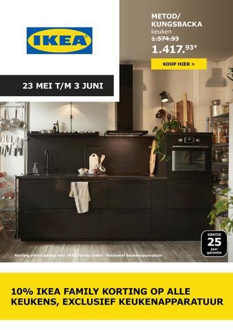 IKEA reclame folder (geldig t/m 03-06)