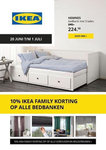 IKEA reclame folder (geldig t/m 01-07)