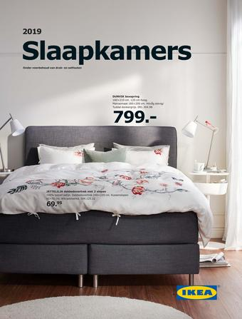 IKEA reclame folder (geldig t/m 31-07)