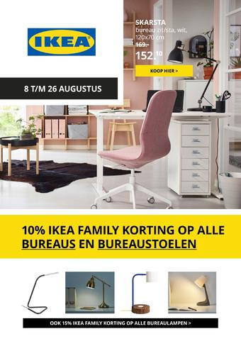 IKEA reclame folder (geldig t/m 26-08)