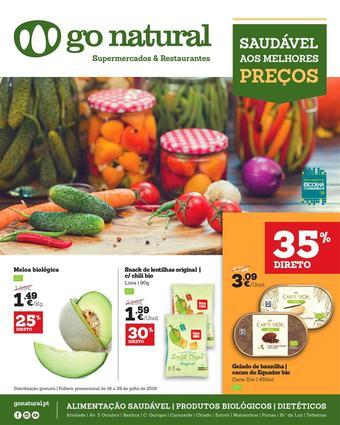 Go Natural folheto promocional (válido de 10 ate 17 29-07)