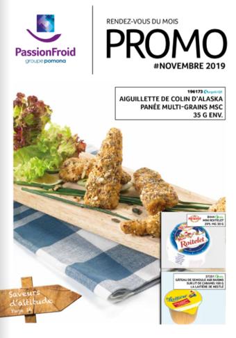 PassionFroid catalogue publicitaire (valable jusqu'au 30-11)