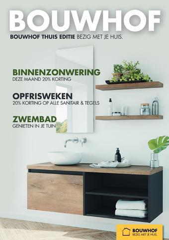 Bouwhof reclame folder (geldig t/m 26-05)