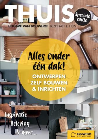 Bouwhof reclame folder (geldig t/m 11-08)