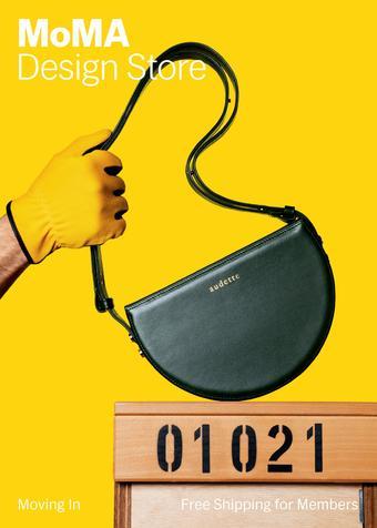 MoMa Design Store reclame folder (geldig t/m 30-09)